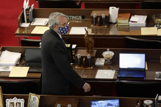 VETERANS' TAX EXEMPTION EXPANDED IN BILL CLEARING NC HOUSE