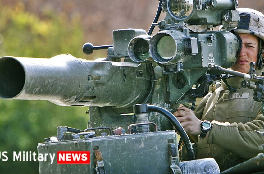 The US Army Wants New BGM-71 TOW Missile Replacement
