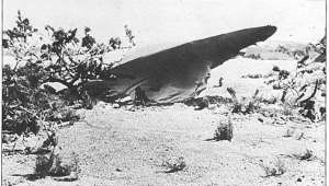 Does Roswell Debris Hold Evidence of Off-World Vehicles