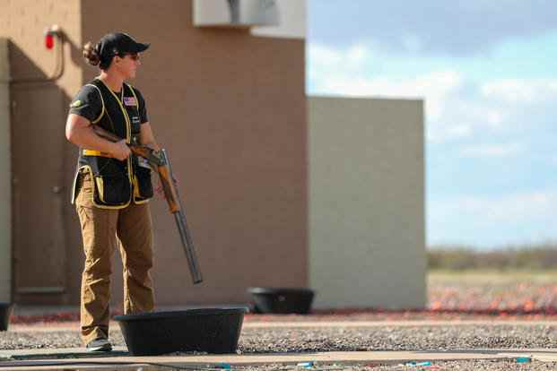 Army Shooter Is First US Service Member to Win Gold Medal at Tokyo Olympics
