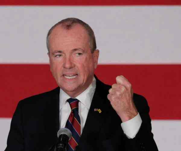 NJ Gov. Murphy's Lead Over GOP Challenger Down to 6 Points