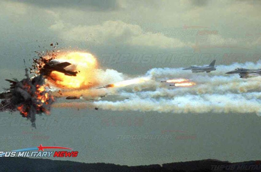 Happy Taiwan: Today China, Russian All US Enemies are scared of scary new F-16 Fighter Jet Weapon