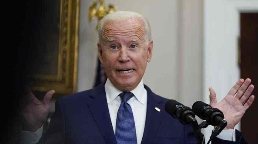 Joe Biden Has a Senile Moment and Makes a Promise Sure to Tick Americans Off