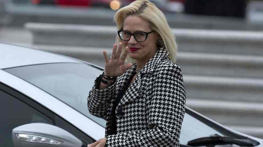 Sinema Advisors Level Hilarious and Hypocritical Accusations at the Senator Before Quitting